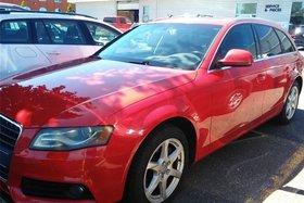Audi A4 2.0T Avant (Tiptronic), SIEGES CUIR CHAUFFANTS 2009