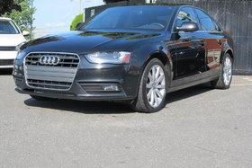 2014 Audi A4 KOMFORT, CUIR, QUATTRO, SIEGE CHAUFFANT