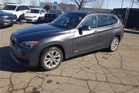 BMW X1 XDRIVE, NAVIGATION, MAG, CUIR, SIEGE CHAUFFANT 2014