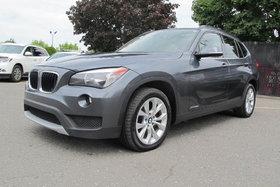 2014 BMW X1 XDRIVE, MAG, CUIR
