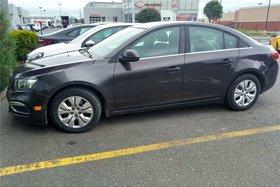 Chevrolet Cruze LT 1LT, CLIMATISATION, BLUETOOTH 2015