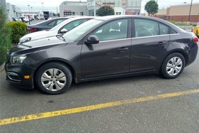 2015 Chevrolet Cruze LT 1LT, CLIMATISATION, BLUETOOTH