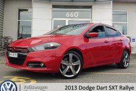Dodge Dart SXT RALLYE | GPS | TOIT | MAG 2013