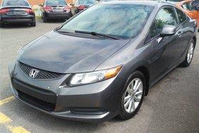 2012 Honda Civic EX ** MANUEL ** TOIT OUVRANT ** BLUETHOOT**