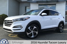 Hyundai Tucson Luxury | CUIR | TOIT PANO | GPS | 19po 2016