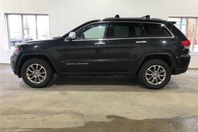 2014 Jeep Grand Cherokee Limited 2014, 4x4, CAMÉRA DE RECUL