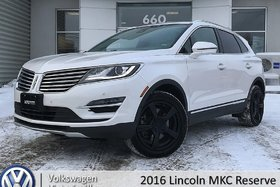 2016 Lincoln MKC Reserve 2.3L | CRUISE ADAPT | 8 PNEUS 8 MAGS | GPS