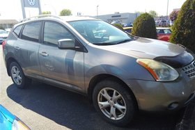 Nissan Rogue SL, AWD, SIEGES CHAUFFANTS, CLIMATISATION 2008
