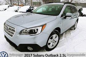 Subaru Outback 2.5i | AWD | BLUETOOTH | CAM. RECUL 2017
