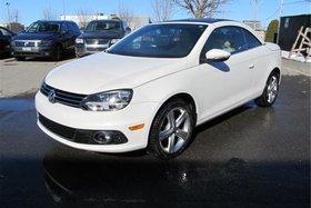 2012 Volkswagen Eos JANTES EN ALLIAGE, CLIMATISATION, DÉCAPOTABLE!!!
