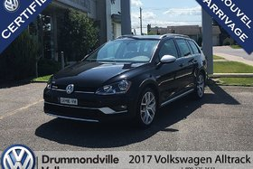 2017 Volkswagen GOLF ALLTRACK 1.8 TSI/Toit Pano/ banc cuir