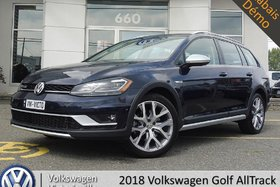 2018 Volkswagen GOLF ALLTRACK | TECH PKG | CUIR | FENDER | GPS | TOIT