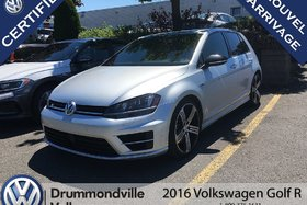 Volkswagen Golf R 2.0 TSI 2016