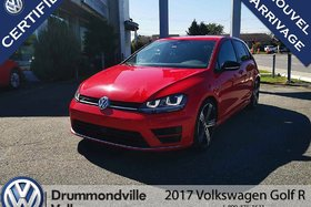 2017 Volkswagen Golf R Couleur RARE !/4Motion/292HP/APP Connect