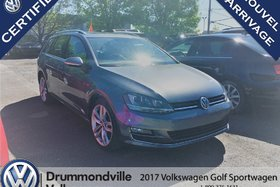Volkswagen GOLF SPORTWAGEN 1.8 TSI Highline/AWD 4Motion/Toit Pano/Full Equip 2017