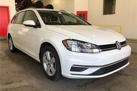 2018 Volkswagen Golf Sportwagon DEMO LIQUIDATION!!!TRACTION INTÉGRALE, BLUETOOTH