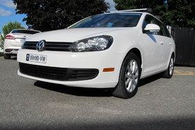Volkswagen Golf 2.5L Comfortline (A6) 2013