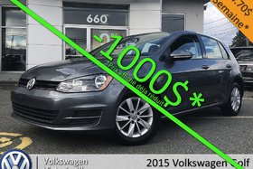 2015 Volkswagen Golf Trendline | CRUISE | BLUETOOTH | A/C