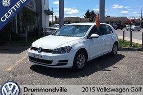 2015 Volkswagen Golf 1.8 TSI Trendline |Prix LIQUIDATION