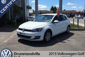 Volkswagen Golf 1.8 TSI Trendline | ÉQUIPEMENT COMPLET 2015