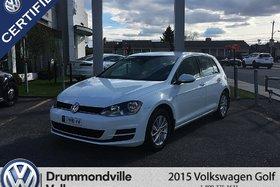 2015 Volkswagen Golf 1.8 TSI Trendline/ AIR CLIMATISÉ/BANC CHAUFFANT