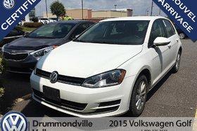 2015 Volkswagen Golf 1.8 TSI Trendline
