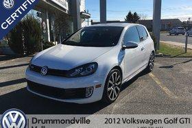2012 Volkswagen GTI 3-Door | 200HP | EXTRA PROPRE !!