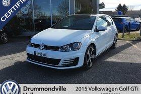 Volkswagen GTI AUTOBAHN | DSG | CLARK | TOIT 2015