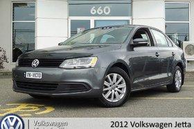 Volkswagen Jetta Comfortline | A/C | CRUISE | SIÈGE CHAUFFANT 2012