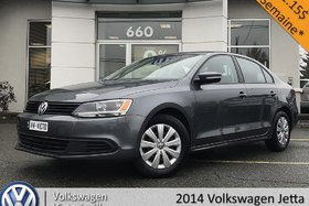 2014 Volkswagen Jetta Trendline+ | BAS KM