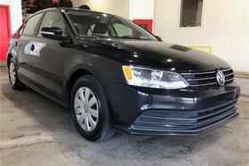 Volkswagen Jetta TRENDLINE +, SIEGE CHAUFFANT, BLUETOOTH, CRUISE 2015