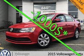 Volkswagen Jetta Trendline+ | CAMERA | BLUTOOTH | MAG 2015