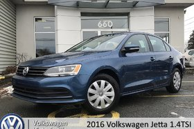 Volkswagen Jetta 1.4 TSI Trendline+ | CAMERA | APP CONNECT 2016