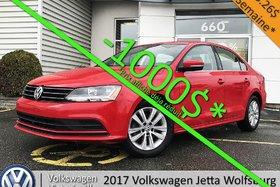 Volkswagen Jetta Wolfsburg | 1.4 TSI | TOIT | APP CONNECT 2017