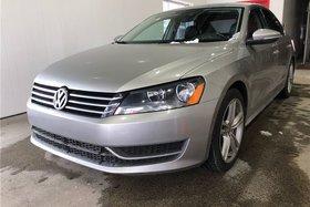 2012 Volkswagen Passat 2.5L COMFORTLINE, ENSEMBLE SPORT, CUIR, MAG
