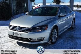 2012 Volkswagen Passat 2.5L Highline | CUIR | TOIT | GPS