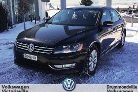 2013 Volkswagen Passat 2.0 TDI  | 1.99% D'INTÉRÊT JUSQU'À 60 MOIS !!!!