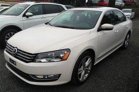 2014 Volkswagen Passat 2.0 TDI HIGHLINE, CUIR, TOIT OUVRANT ,  WOW!!