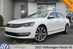Volkswagen Passat Highline VR6 | MAG 19 PO | CUIR | GPS | TOIT 2015