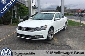 Volkswagen Passat 1.8 TSI Highline/CUIR/TOIT/GPS 2016