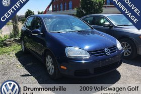 Volkswagen Rabbit 5-Door Comfortline 2009
