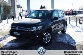 Volkswagen Tiguan TRENDLINE 4MOTION | ÉQUIPEMENT COMPLET 2012