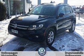 2015 Volkswagen Tiguan Trendline 4MOTION | BLUETOOTH