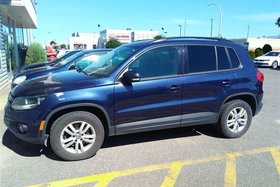 Volkswagen Tiguan 2.0L TSI, TRENDLINE, 4MOTION, BLUETOOTH 2015