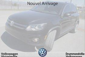 Volkswagen Tiguan Highline R-LINE | GPS | TOIT | FENDER 2015