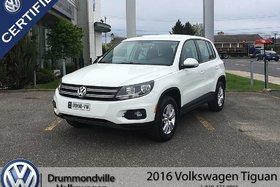 2016 Volkswagen Tiguan Trendline