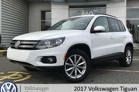 2017 Volkswagen Tiguan Wolfsburg | CUIR | TOIT PANO | APP CONNECT