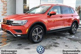 Volkswagen Tiguan Highline 0% 72 MOIS OU 3000$ AU COMPTANT!!! 2018