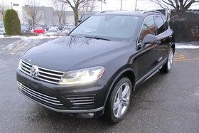 Volkswagen Touareg certifié 2 ans ou 40,000km 3.0 TDI Execline 2015