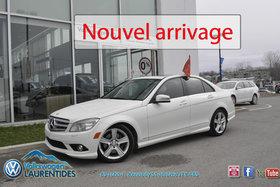 2010 Mercedes-Benz C-Class 4MATIC*CUIR*XENON*MAGS*